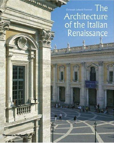 The Architecture Of The Italian Renaissance /Anglais - Frommel Christoph L