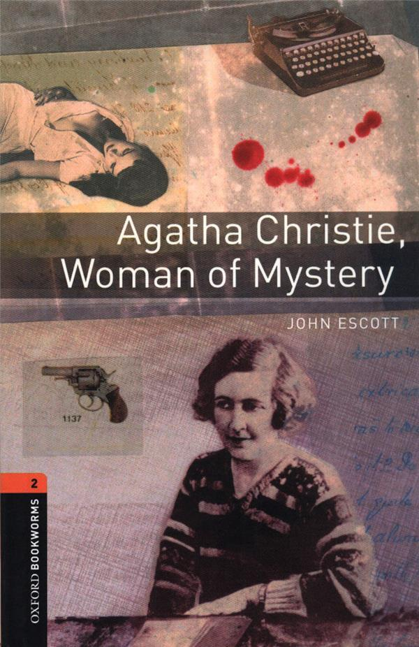 Obwl 3e Level 2: Agatha Christie, Woman Of Mystery - Collectif