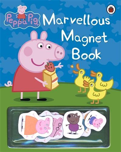 Marvellous magnet book - Collectif