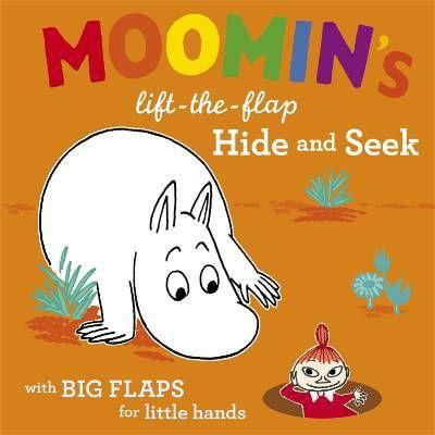 Moomin's ; lift-the-flap hide and seek - Collectif
