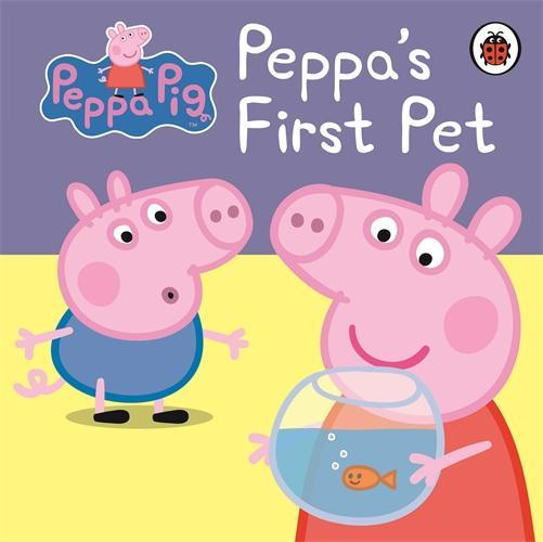 Peppa's first pet my first storybook - Collectif