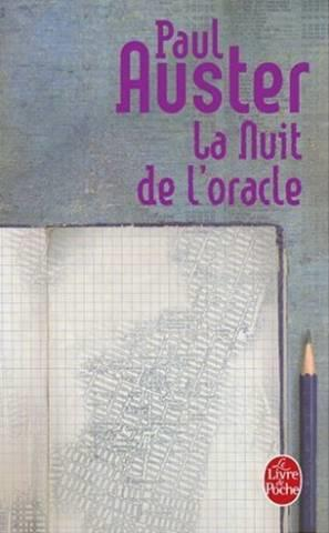 La nuit de l'oracle - Auster, Paul