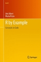 R by Example - Jim Albert;  Maria Rizzo