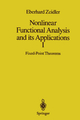 Nonlinear Functional Analysis and Its Applications - Eberhard Zeidler