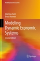 Modeling Dynamic Economic Systems - Matthias Ruth; Bruce Hannon