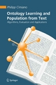 Ontology Learning and Population from Text - Philipp Cimiano