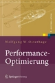 Performance-Optimierung - Wolfgang W. Osterhage