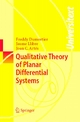 Qualitative Theory of Planar Differential Systems - Freddy Dumortier;  Jaume Llibre;  Joan C. Artés