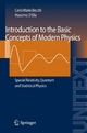 Introduction to the Basic Concepts of Modern Physics - Carlo M. Becchi;  Massimo D'Elia