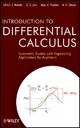 Introduction to Differential Calculus - Ulrich L. Rohde;  G. C. Jain;  Ajay K. Poddar;  A. K. Ghosh