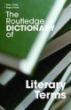 The Routledge Dictionary of Literary Terms - Peter Childs