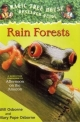 Magic Tree House Fact Tracker #5: Rain Forests - Mary Pope Osborne;  Sal Murdocca