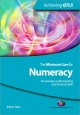Minimum Core for Numeracy: Knowledge, Understanding and Personal Skills - Sheine Peart