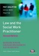 Law and the Social Work Practitioner - Rodger White;  Keith Brown;  Graeme Broadbent