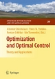 Optimization and Optimal Control - Altannar Chinchuluun;  Altannar Chinchuluun;  Panos M. Pardalos;  Panos M. Pardalos;  Rentsen Enkhbat;  Rentsen Enkhbat;  Ider Tseveendorj;  Ider Tseveendorj