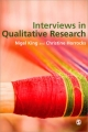 Interviews in Qualitative Research - Nigel King;  Christine Horrocks