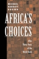 Africa's Choices - Michael Barratt Brown