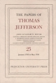 Papers of Thomas Jefferson - Thomas Jefferson; John Catanzariti; J.P. Boyd