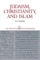Judaism, Christianity, and Islam - Mr. F. E. Peters