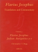 Flavius Josephus: Translation and Commentary - Christopher T. Begg