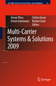 Multi-carrier Systems and Solutions - Simon Plass; Armin Dammann; Stefan Kaiser; Khaled Fazel