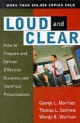 Loud and Clear - George L. Morrisey; T.L. Sechrest; Wendy B. Warman