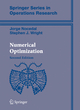 Numerical Optimization - Jorge Nocedal; Stephen Wright