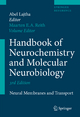Handbook of Neurochemistry and Molecular Neurobiology - Maarten E. A. Reith
