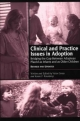 Clinical and Practice Issues in Adoption - Victor K. Groza; Karen F. Rosenberg