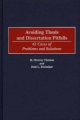 Avoiding Thesis and Dissertation Pitfalls - R. Murray Thomas; Dale L. Brubaker