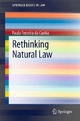 Rethinking Natural Law - Paulo Ferreira Da Cunha