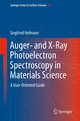Auger- and X-Ray Photoelectron Spectroscopy in Materials Science - Siegfried Hofmann
