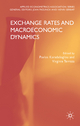 Exchange Rates and Macroeconomic Dynamics - Pavlos Karadeloglou; Virginie Terraza