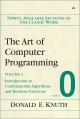 Art of Computer Programming - Donald E. Knuth