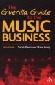 Guerilla Guide to the Music Business - Dave Laing; Sarah Davis