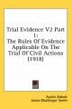 Trial Evidence V2 Part 1 - Austin Abbott; James MacGregor Smith; John Kenneth Byard