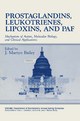 Prostaglandin, Leukotrienes, Lipoxins and Platelet-activating Factor - J.Martyn Bailey