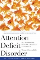 Attention Deficit Disorder - Thomas E. Brown