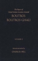 Papers of United Nations Secretary-General Boutros Boutros-Gali - Boutros Boutros-Ghali; Charles Hill