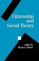 Citizenship and Social Theory - Professor Bryan S. Turner