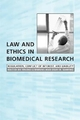 Law and Ethics in Biomedical Research - Trudo Lemmens; Duff R. Waring