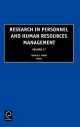 Research in Personnel and Human Resources Management - Gerald R. Ferris