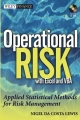Operational Risk with Excel and VBA - Nigel Da Costa Lewis