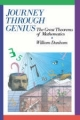 Journey Through Genius - William Dunham