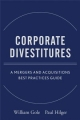 Corporate Divestitures - William J. Gole; Paul J. Hilger