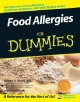 Food Allergies For Dummies - Robert A. Wood; Joe E. Kraynak
