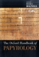 Oxford Handbook of Papyrology - Roger S. Bagnall