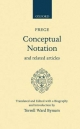 Conceptual Notation and Related Articles - Gottlob Frege; Terrell Ward Bynum