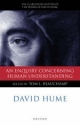 Enquiry Concerning Human Understanding - David Hume; Tom L. Beauchamp