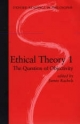 Ethical Theory 1 - James Rachels